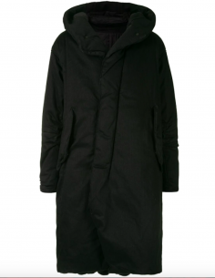 Hooded Parka 2 Pockets Side