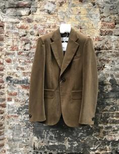 Corduroy Straight Suit
