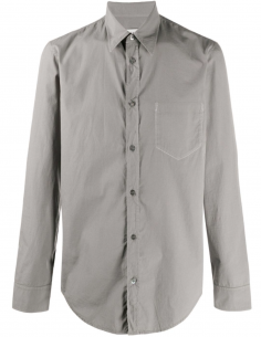 Shirt 1 Pocket Grey