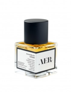 Parfum AER Accord No. 04 : CEDAR - 30mL