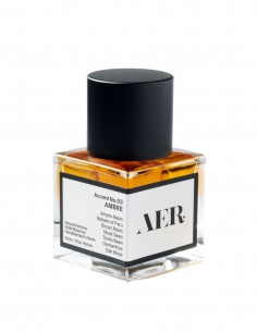 Parfum AER Accord No. 03 : AMBRE - 30mL