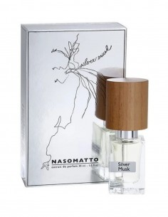 "Nasomatto Extrait De Parfum ""Silver Musk"" - 30 Ml"