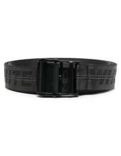 Mini black industrial belt