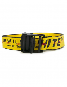 Mini yellow industrial belt