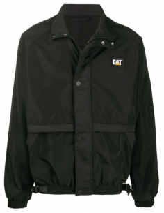 HERON PRESTON X CAT Wind Jacket - Black