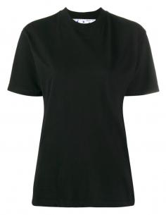 "Black tee shirt logo ""Arrows"""