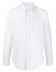 Classic cotton poplin shirt - White