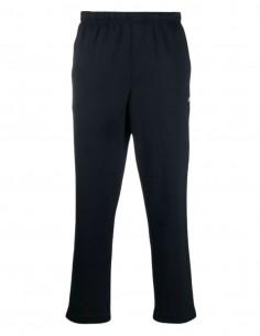 Pantalon de jogging AMI pour homme droit bleu marine - SS21