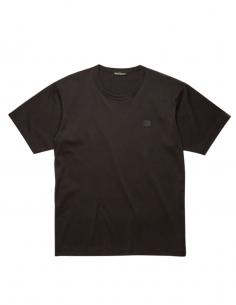 T-Shirt Nash Face - Noir ACNE STUDIOS
