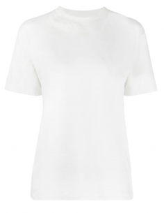 "White unisex OFF-WHITE tee-shirt with ""Arrows"" print - SS21"