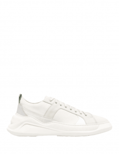 OAMC ecru low-top trainers with chunky sole for men - SS21