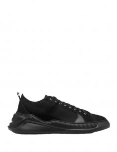 Baskets basses OAMC noires avec semelle épaisse pour homme - SS21