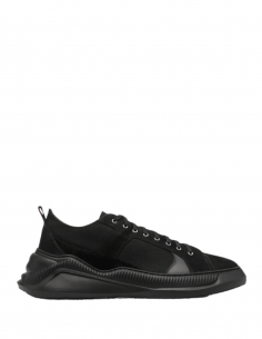 OAMC black low-top trainers with thick sole for men - SS21