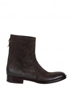 Boots Suede Patine 30306 Kaki PREMIATA