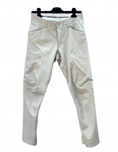 ATTACHMENT light grey trousers with pockets for men - SS21