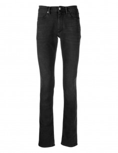 "Black ACNE STUDIOS ""Max Used"" jeans for men - SS21"