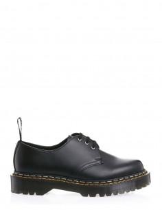 """Black RICK OWENS s x Dr Martens """"BEX 1461"""" low shoes - SS21"""