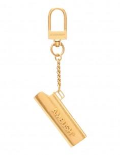 AMBUSH gold lighter keychain - SS21