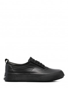 """AMBUSH """"Vulcanized Hybrid"""" sneakers in black rubber for men - SS21"""