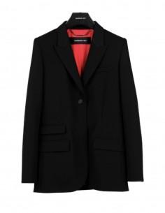 Veste blazer BARBARA BUI noire pour femme - SS21