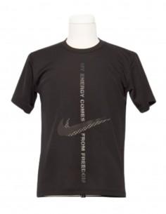 T-shirt noir COMME DES GARÇONS BLACK x Nike pour homme - SS21