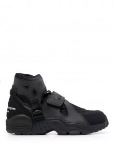"""COMME DES GARÇONS Homme Plus x Nike baskets """"Carnivore"""" noires - SS21"""
