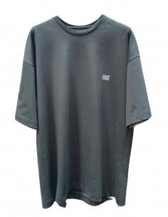 Khaki Oversized Printed T-Shirt OAMC