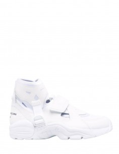 """COMME DES GARÇONS Homme Plus x Nike baskets """"Carnivore"""" blanches - SS21"""