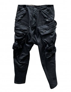 Pantalon Cargo Multi Poches