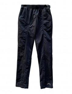 A-COLD-WALL black nylon track pants with symmetrical pockets ACW