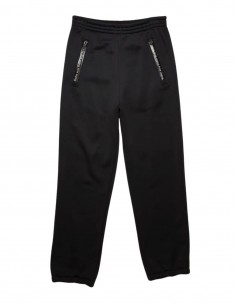 Pantalon de jogging noir avec logo aux poches ACNE STUDIOS pour homme