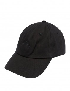 A-COLD-WALL cap in black cotton with logo for men - SS21