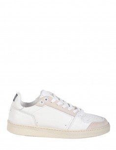 White AMI sneakers with laceand logo for women - SS21