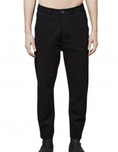 """Pantalon THOM KROM """"M St 283"""" noir coupé franc pour homme - FW21"""