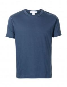 Comme des garçons Shirt navy tee shirt with short sleeves for men - FW21