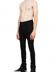 Pantalon slim noir Thom Krom pour homme - FW21