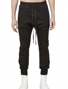 Thom Krom brown harem jogging pants for men - FW21