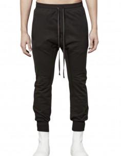 Pantalon de jogging marron style sarouel Thom Krom pour homme - FW21