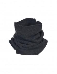Tour de cou gris anthracite Benenato pour homme - FW21