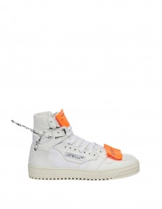"""Baskets blanches montantes Off-White """"Off-Court 3.0"""" mixte - FW21"""