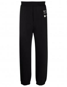 Pantalon de jogging noir en coton OAMC pour homme - FW21