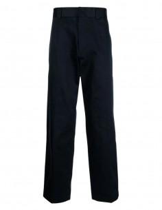 Pantalon navy chino en coton OAMC pour homme - FW21