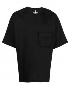 T-shirt noir oversize OAMC pour homme - FW21