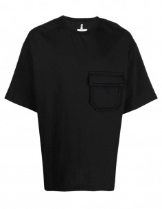 OAMC oversized black t-shirt for men - FW21