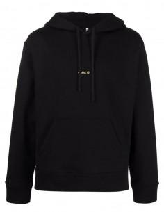 OAMC black hooded sweatshirt for men - FW21