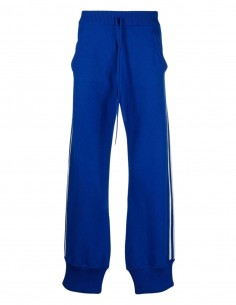 Pantalon de jogging bleu en laine Maison Margiela pour homme - FW21