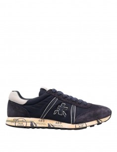 """Premiata """"LUCY5310"""" blue sneakers for men - FW21"""