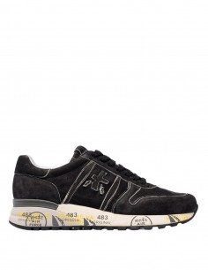 "Premiata ""Var 5534"" black sneakers for men - FW21"
