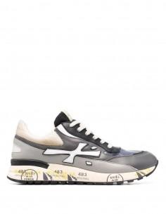 """Premiata """"Django Var 5394"""" gray sneakers for men - FW21"""