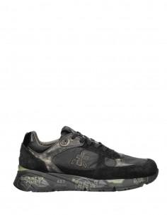 "Premiata ""Mase Var 5013"" black sneakers for men - FW21"